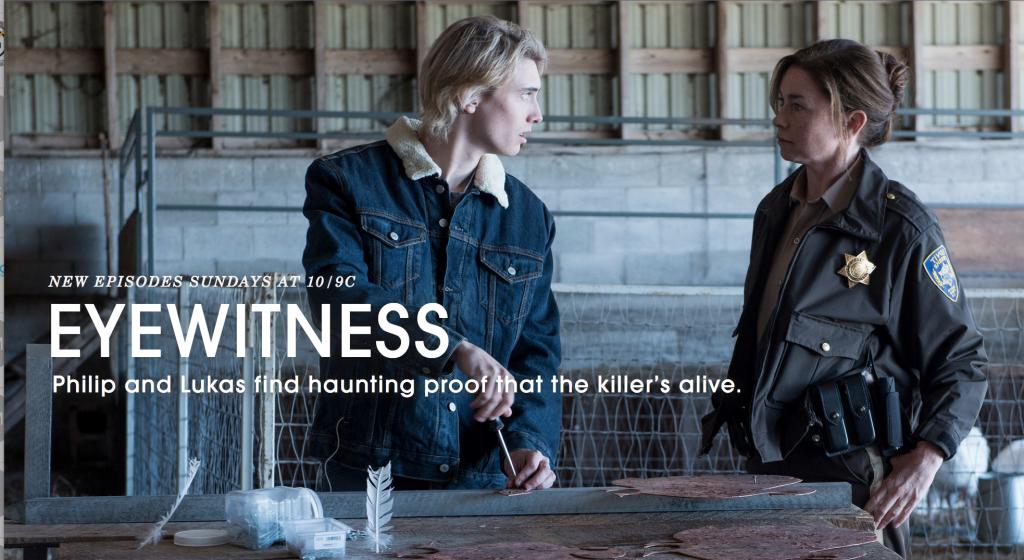 Eyewitness on USA Network