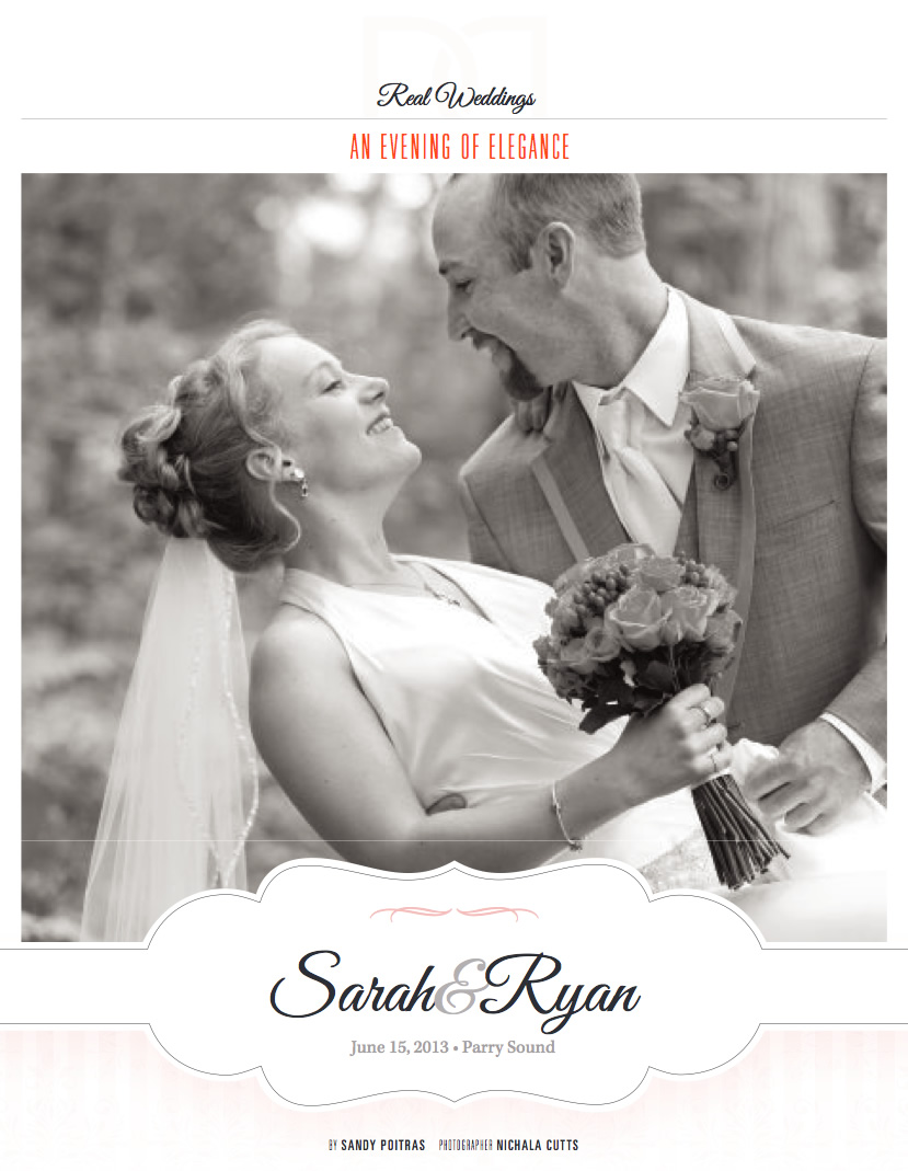 Sarah and Ryan - Wedding Trends